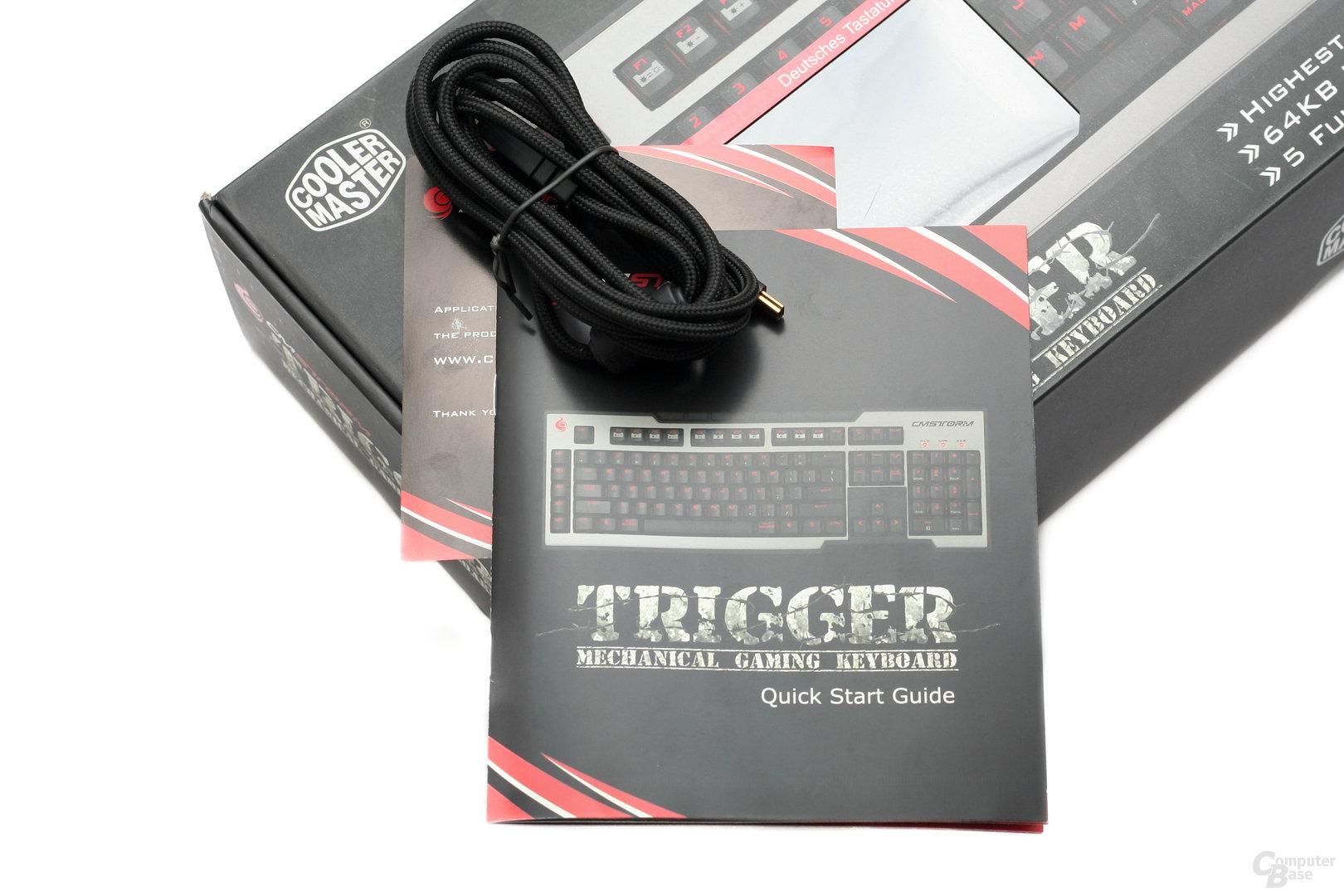 CM Storm Trigger