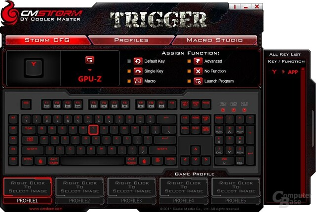 Trigger AP Software