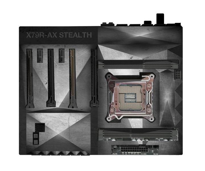 ECS X79R-AX Stealth