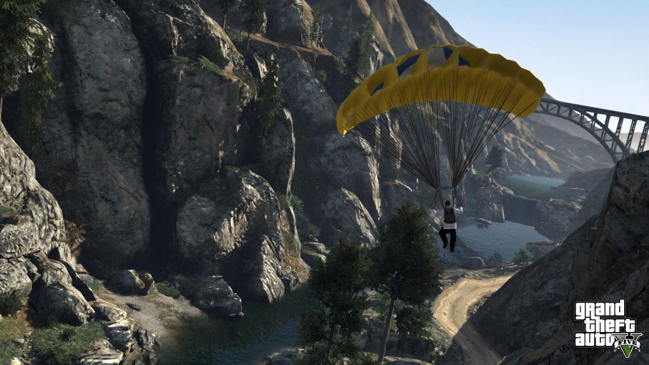 Screenshot aus GTA V