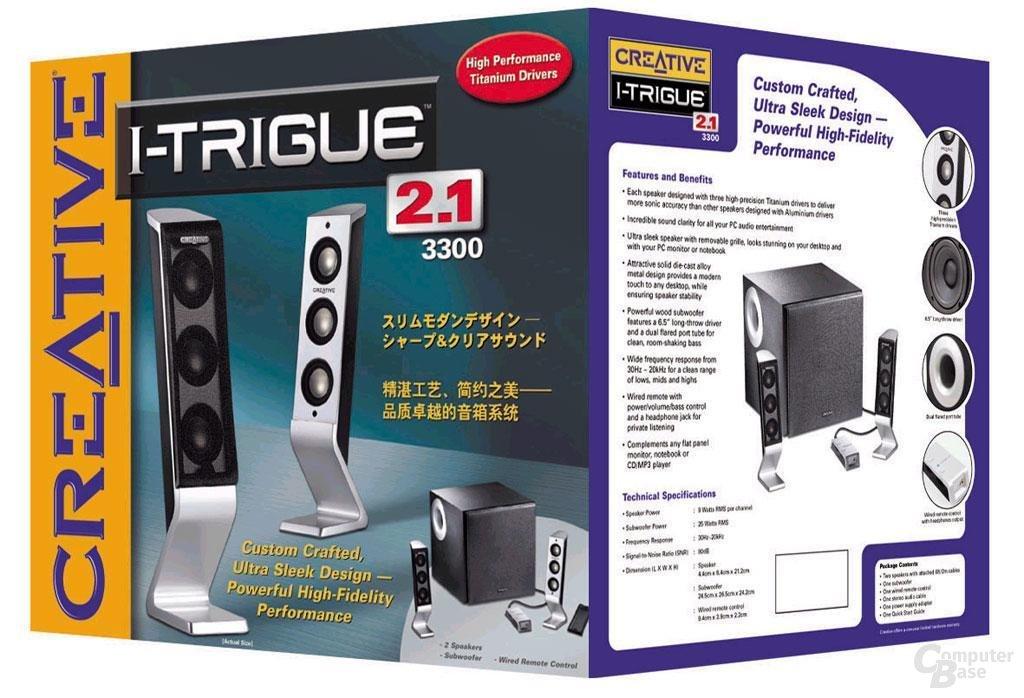 Creative I-Trigue 2.1 330