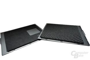 CoolerMaster Silencio 650 – Gedämmte Seitenwände