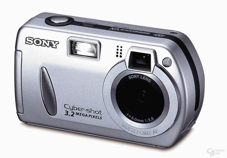 Sony Cyber-shot DSC-P32