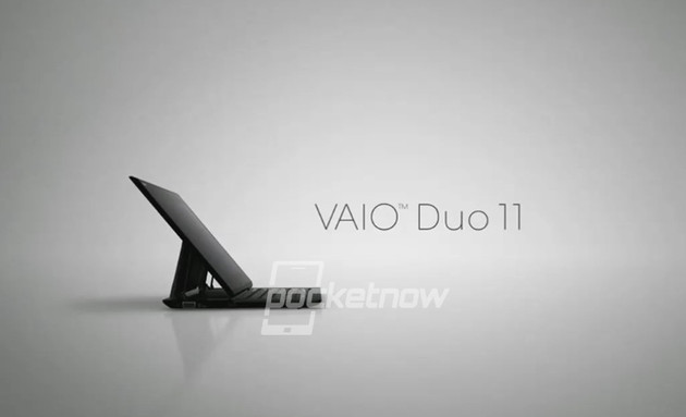 Tablet-Hybrid von Sony: Vaio Duo 11