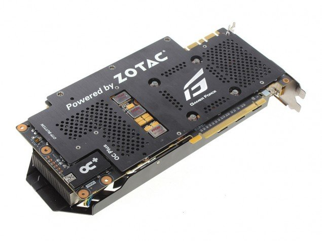 Zotac GeForce GTX 660 Ti Extreme Edition