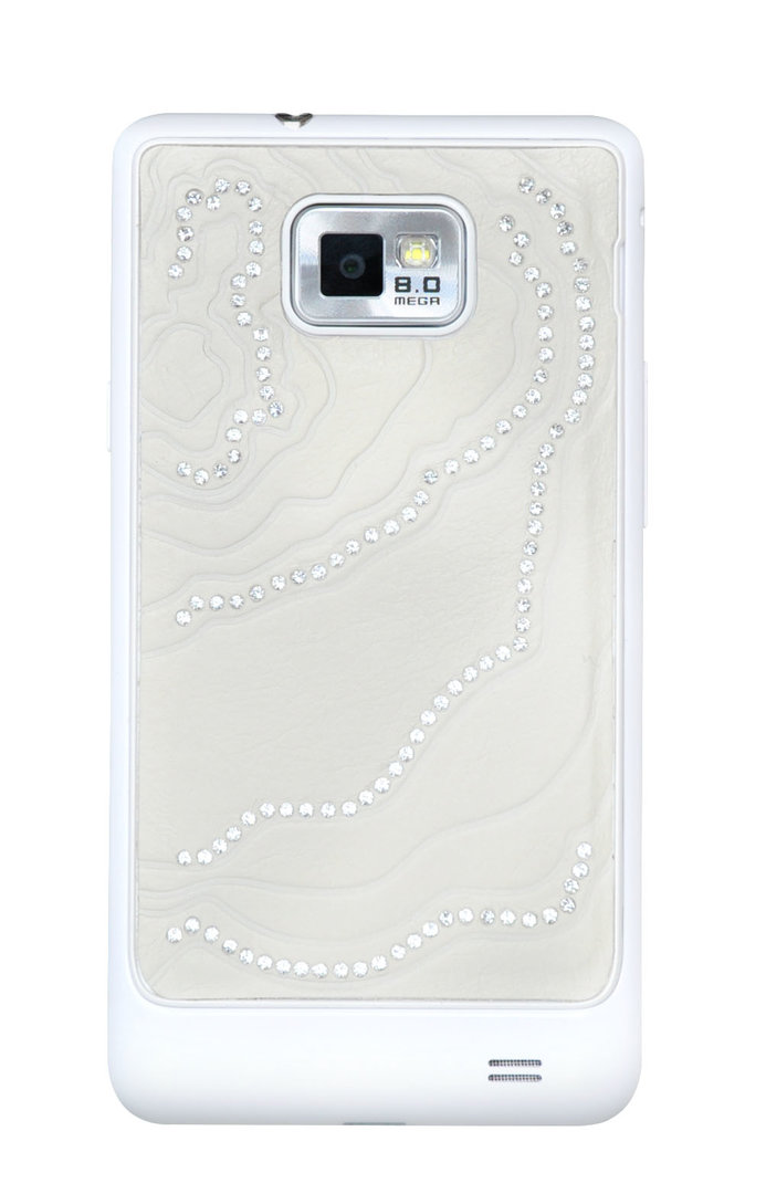 "Samsung Galaxy S2 ""Crystal Edition"""