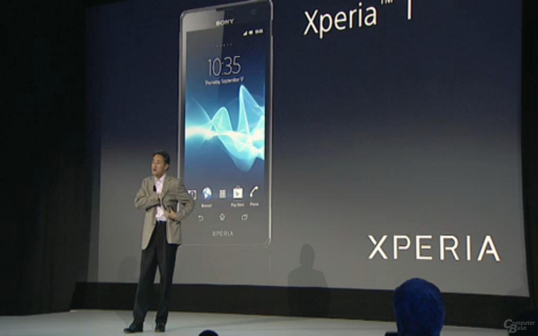 Sony Xperia T, V und J
