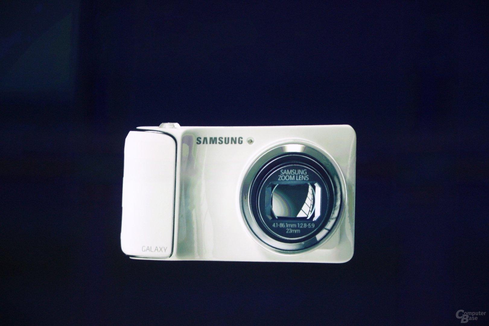 Samsung Galaxy Camera Präsentation