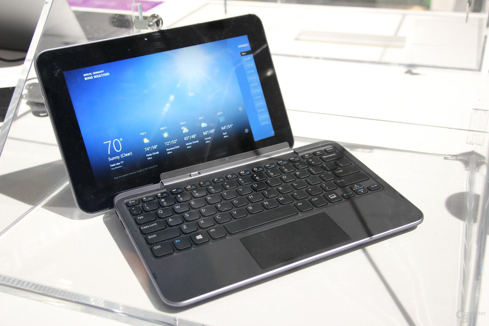 Dell-Präsentation zur IFA 2012