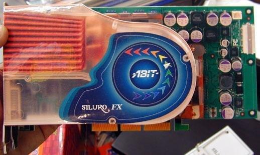 Abit Siluro GeForce FX - 1