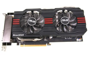 Asus GeForce GTX 660 DCII TOP