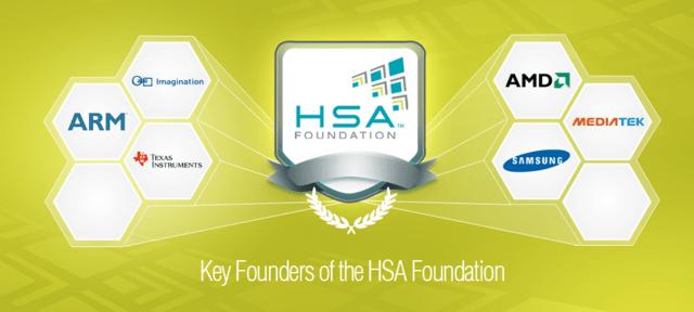 """Samsung zählt nun auch zu den """"Gründern"""" der HSA Foundation"""