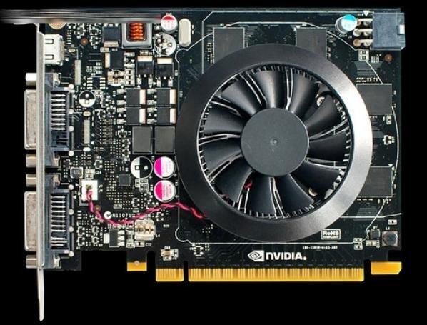 Retail-Variante der Nvidia GeForce GTX 650