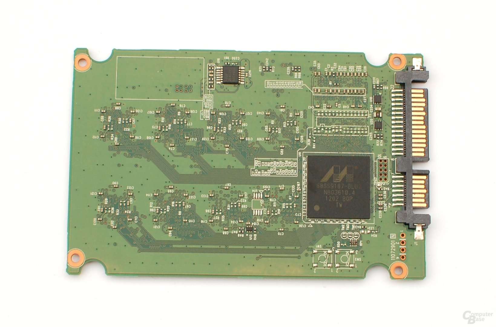 Plextor M5P Vorderseite