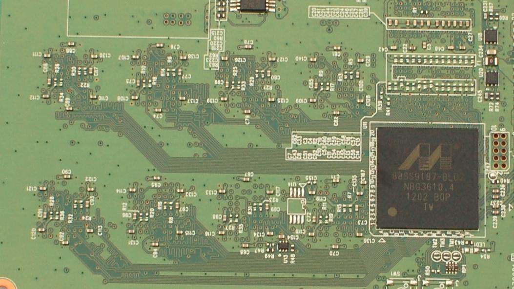 Plextor M5 Pro 128 GB im Test: Marvells Neuer trifft 19-nm-Flash