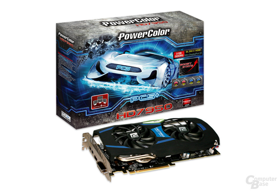 PowerColor Radeon HD 7950 PCS+ Boost State