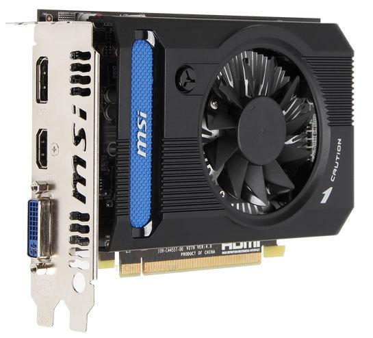 MSI Radeon HD 7750 OC V2