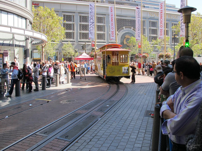 Impressionen aus San Francisco