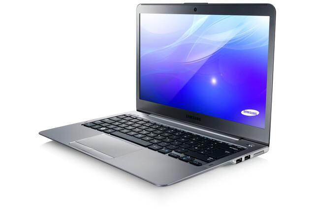 Samsung 535U3C mit 17-Watt-Trinity von AMD