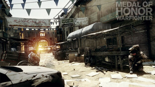 Medal of Honor: Warfighter - Darra Gun Market