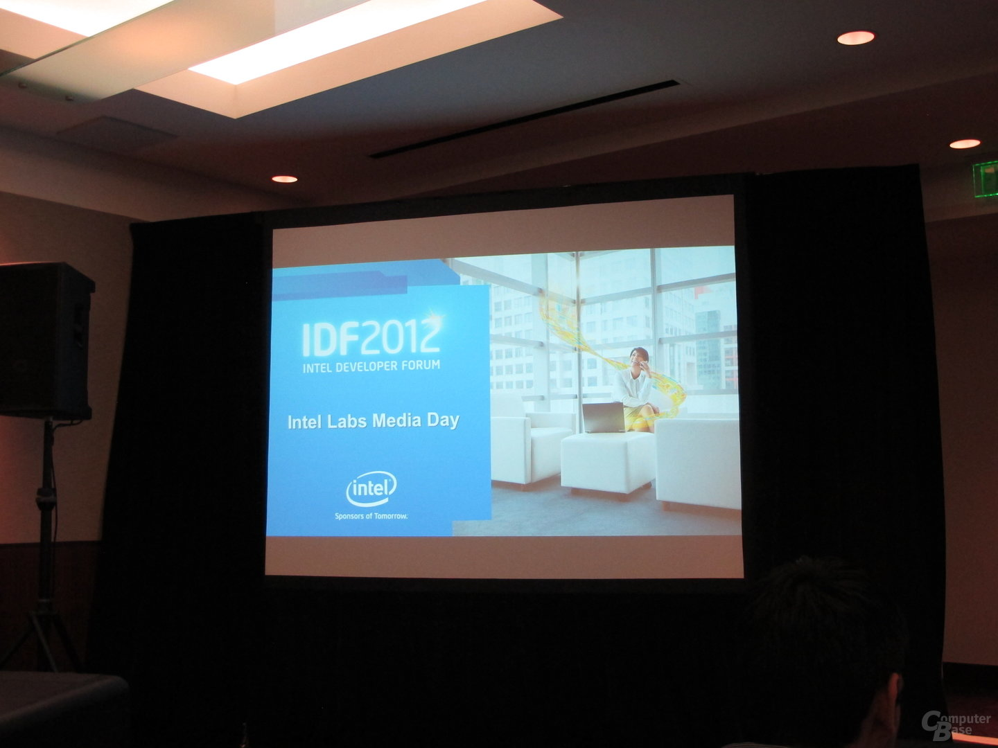"""IDF 2012: """"Our Evolving Relationship with Technology"""""""