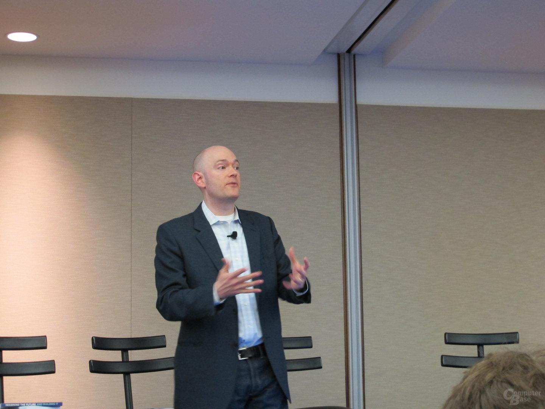 Intel Futurist Briand David Johnson