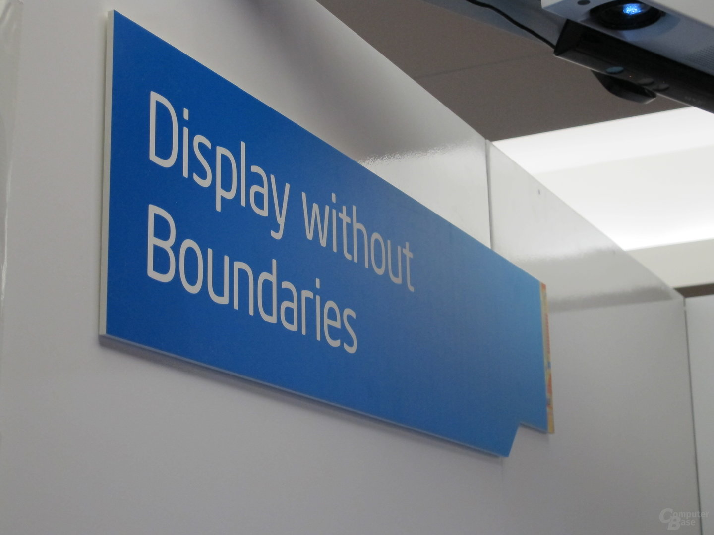 IDF 2012: Display without Boundries