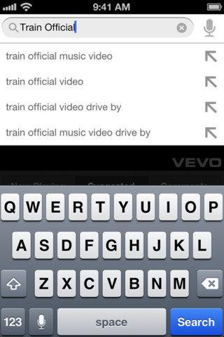 YouTube für iOS