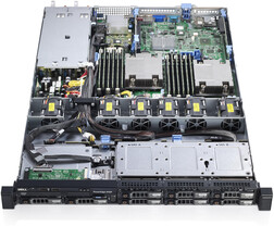 PowerEdge R420 Innenleben