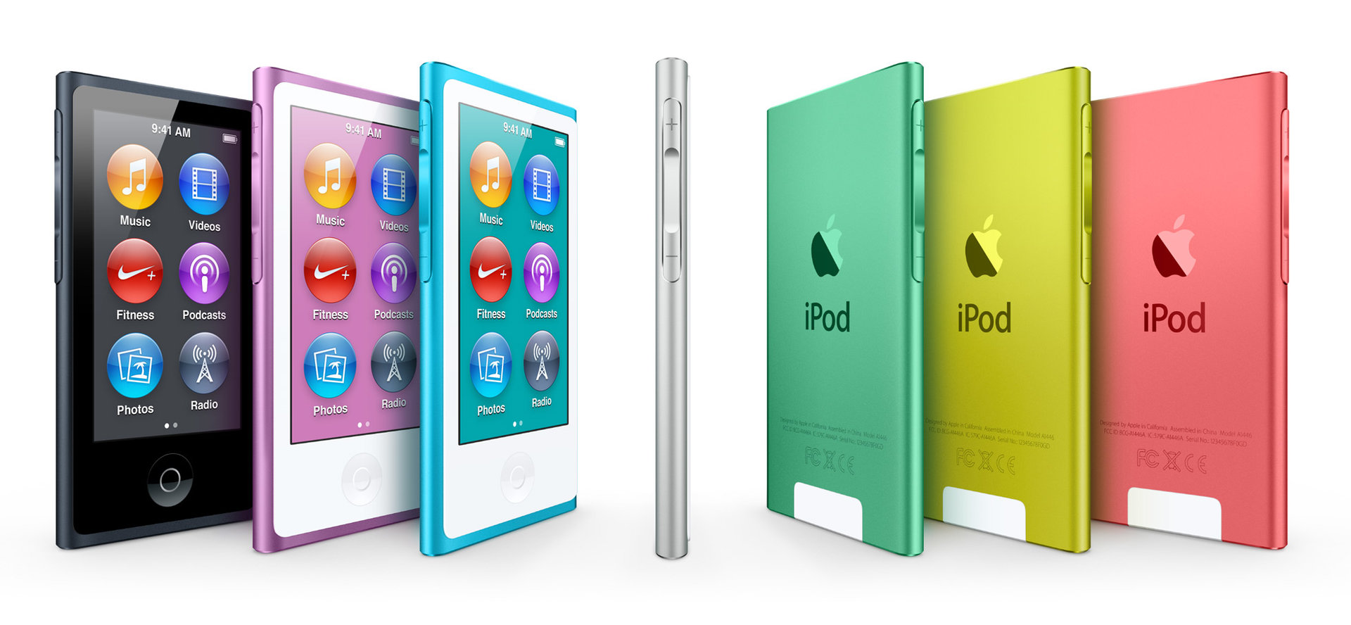 Apple iPod nano 7. Generation