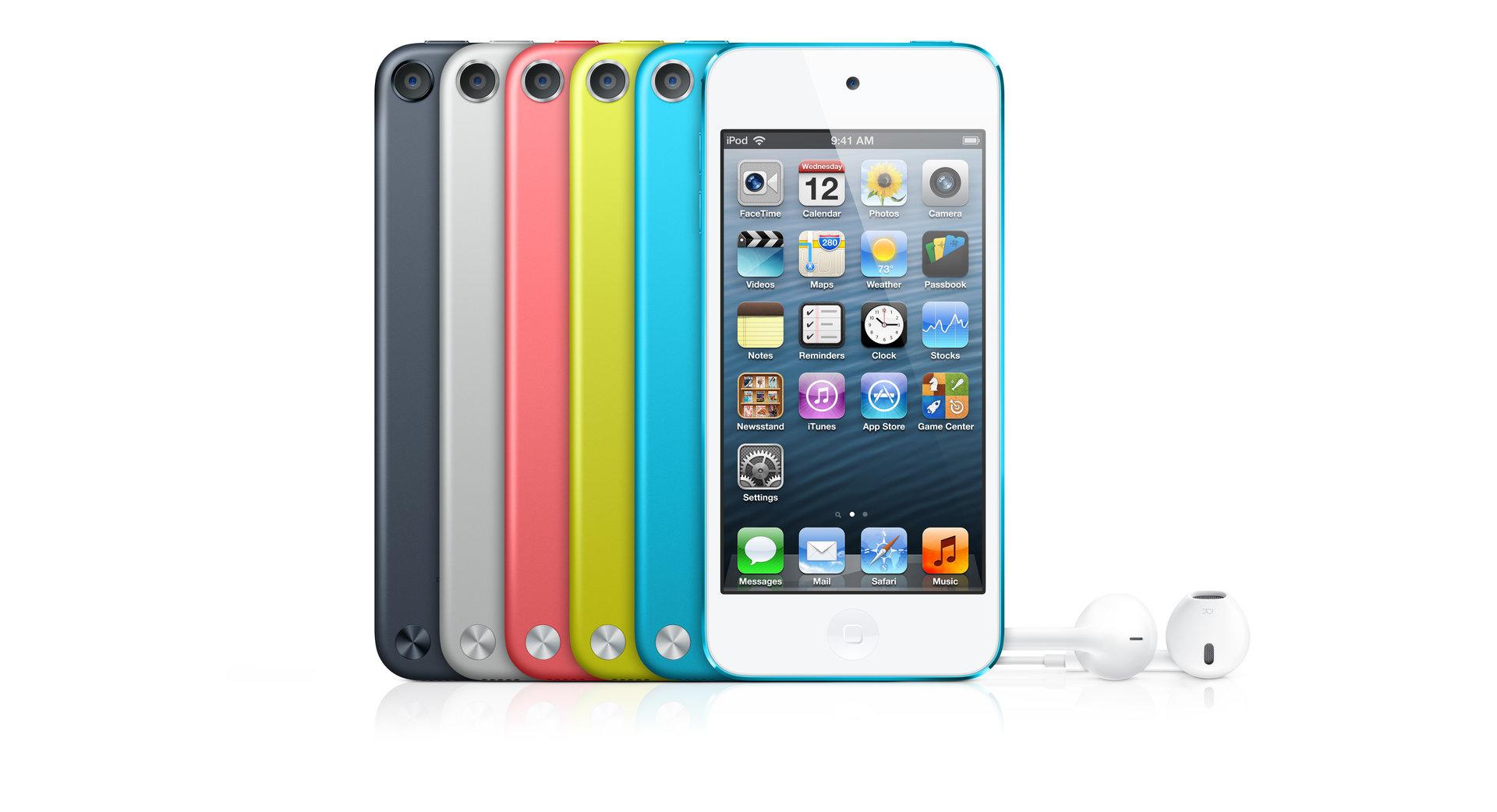Apple iPod touch 5. Generation (Bild 5/6 ...