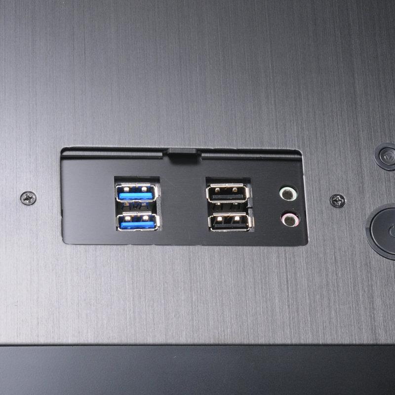 Lian Li PC-A75X & PC-A76X