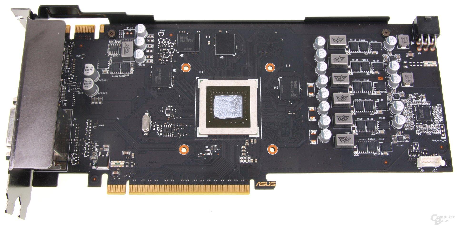 GeForce GTX 660 DCII TOP ohne Kühler