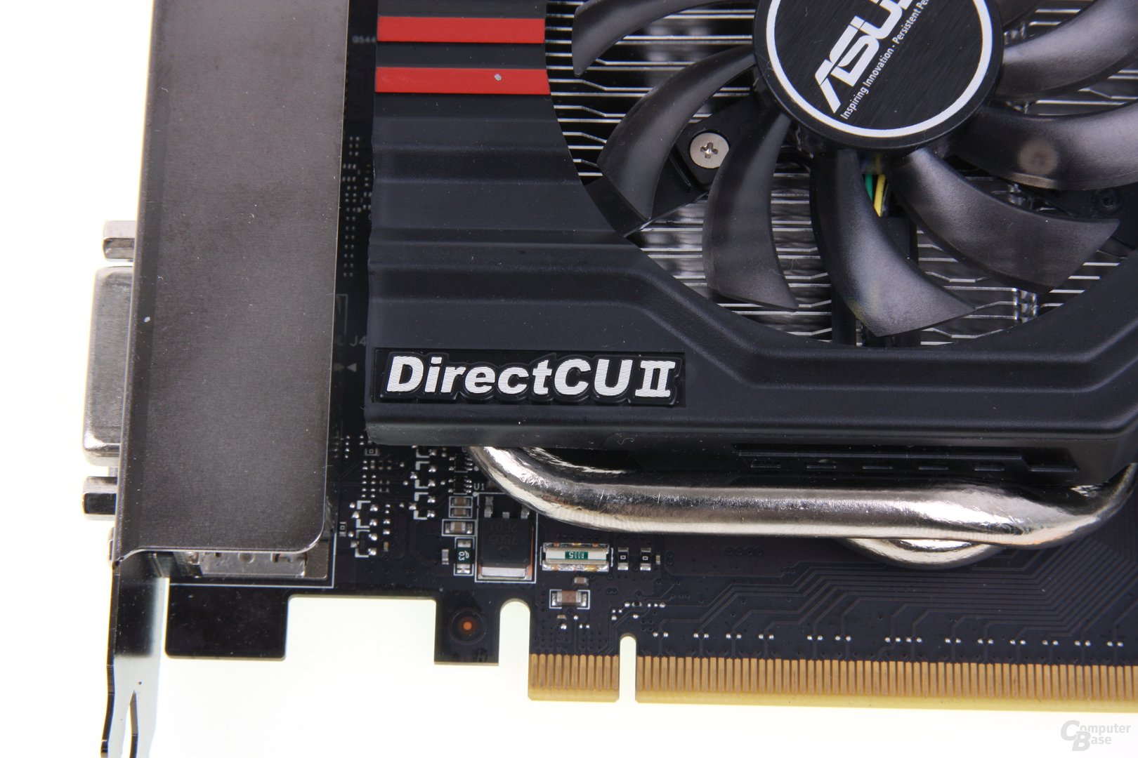 GeForce GTX 660 DCII TOP Schriftzug