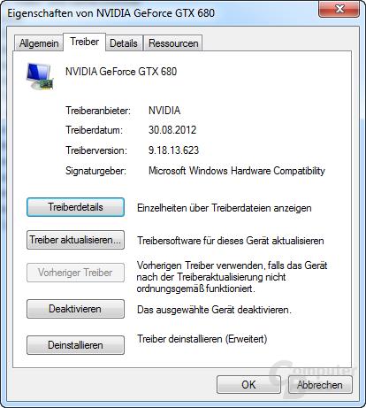 Nvidia GeForce 306.23