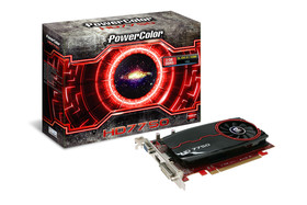 PowerColor Radeon HD 7750 2GB
