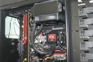Wassergekühlte Vishera-CPU