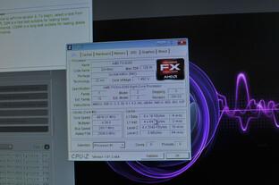 FX-8350 bei 4,8 GHz