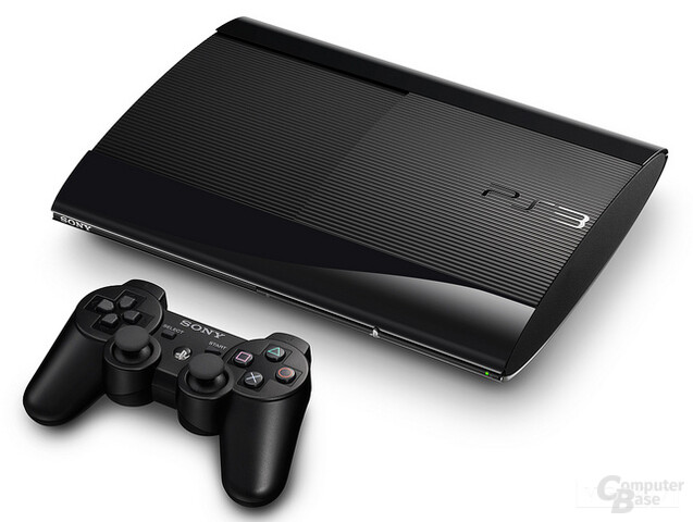 Sony PlayStation 3 Superslim