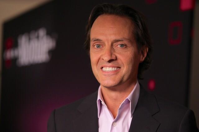 Zukünftiger CEO John Legere von T-Mobile USA