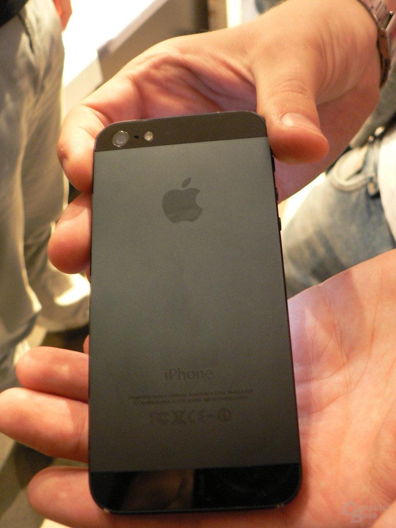 Das iPhone 5 ausprobiert