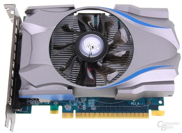 KFA² GeForce GTX 650 OC EX