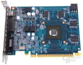 GeForce GTX 650 OC EX ohne Kühler