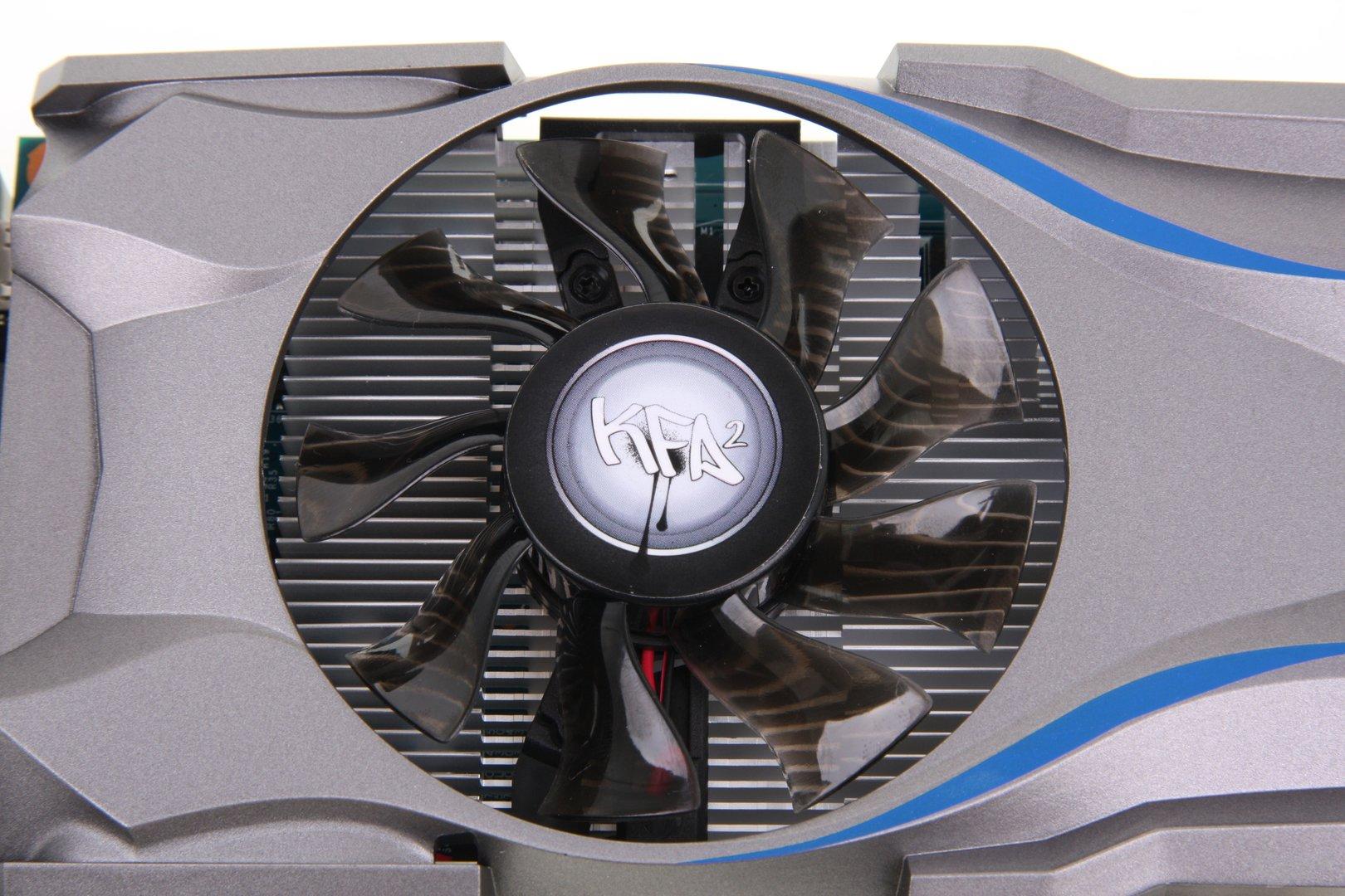 GeForce GTX 650 OC EX Lüfter