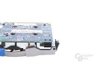 GeForce GTX 650 OC EX Stromanschluss