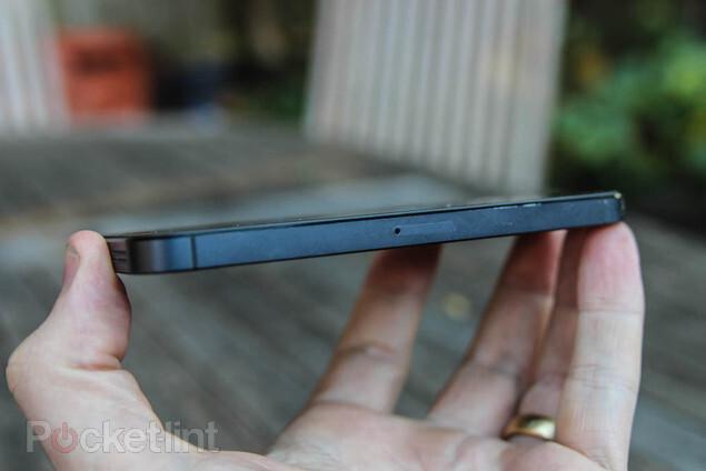 iPhone 5: Verarbeitungsprobleme