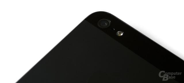 Überarbeitete Kamera