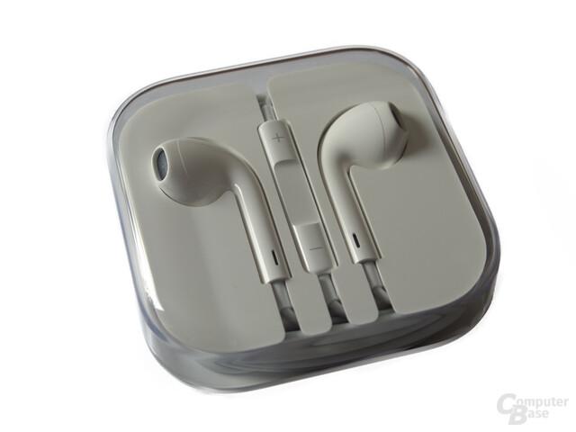 Neue Kopfhörer