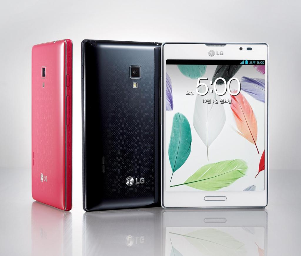 LG Optimus Vu 2