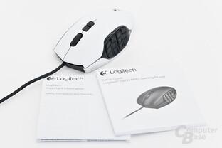 Knappe Lieferbeigaben bei Logitech